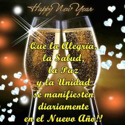 reflexiones para ano nuevo alegria