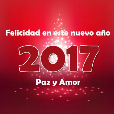 felicitaciones de ano nuevo 2017