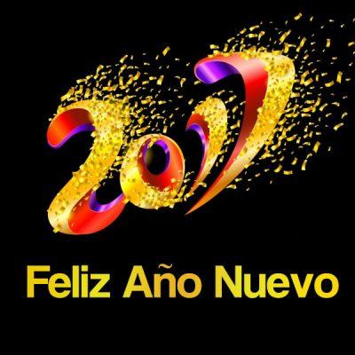 felicitaciones de ano nuevo feliz ano 2017