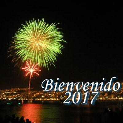 saludos de ano nuevo resplandor