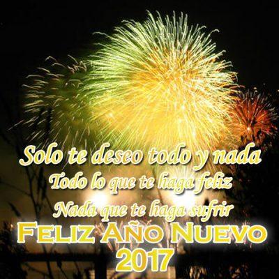 saludos de ano nuevo todo que te haga feliz