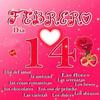imagenes 14 febrero rosas para ti