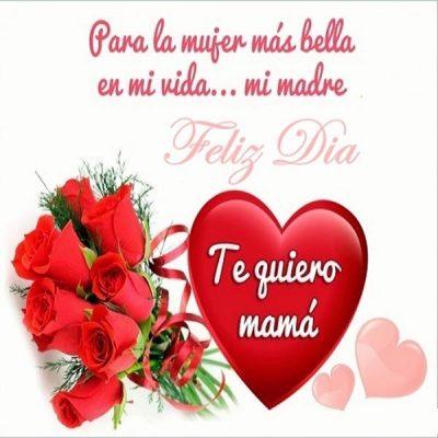 dia de las madres mensajes bella