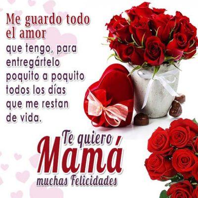 postales de dia de la madre te quiero