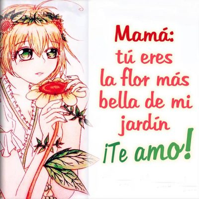 postales del dia de la madre gratis te amo