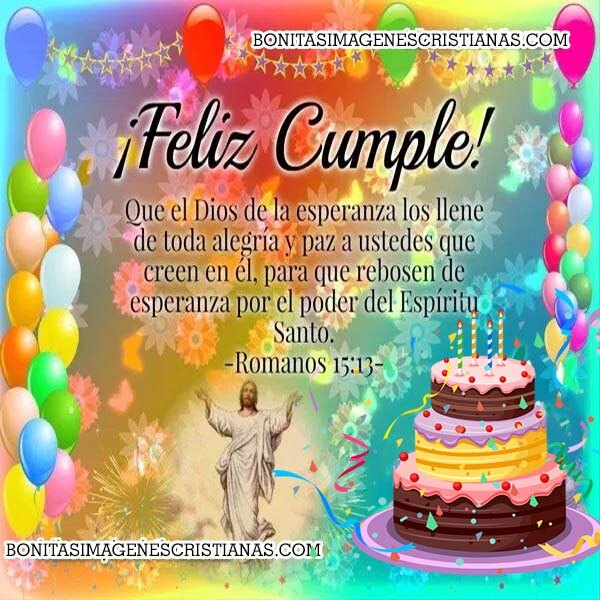 Bonitas Tarjetas De Cumpleaños Para Hombres Cristianos Bonitas Imagenes Cristi