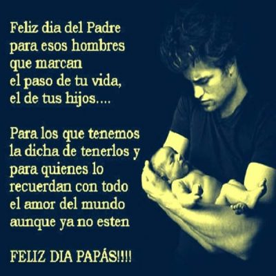 frases del dia del padre cortas y bonitas todo el amor